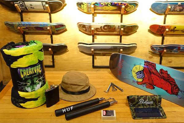 Eight Essential Things for the Homeless Skateboarder