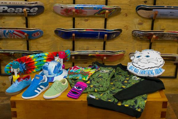 10 Pieces of Flamboyant Skateboarding Gear