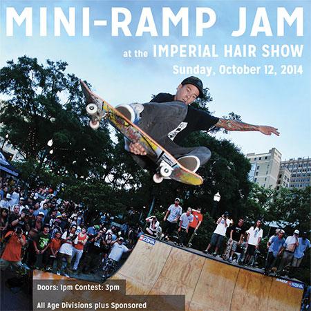 Florida Ramp Jam Skateboarding Contest