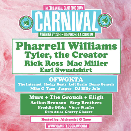 0a79d0ad24aa Event Details  The 3rd Annual Camp Flog Gnaw Carnival