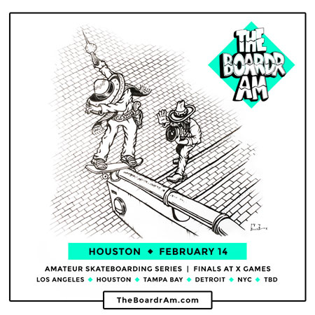 The Boardr Am at Houston