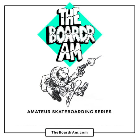 The Boardr Amateur Skateboarding Contest Las Vegas