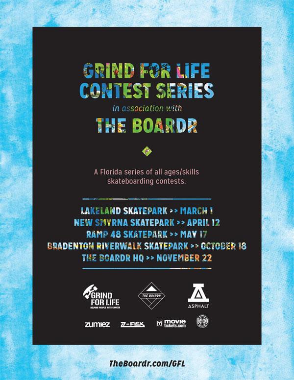 Florida Skateboarding Contest Series