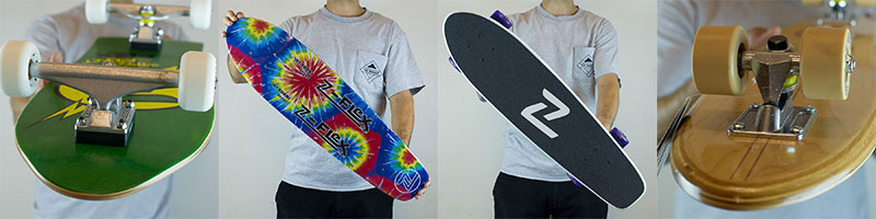 Z Flex Skateboards in Stock Now