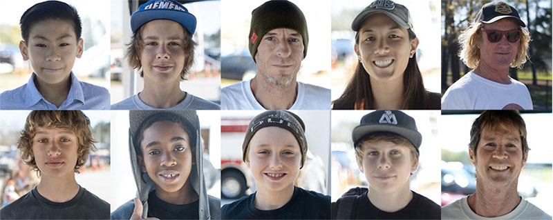 Grind for Life Skateboarding Contest Results