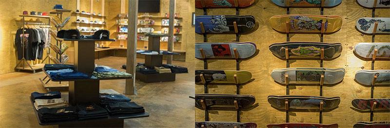 The Boardr Skateboarding Store in Tampa