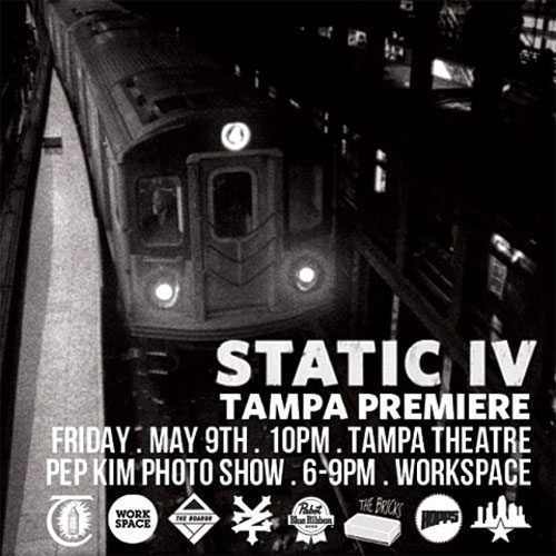 Static IV Premiere in Tampa