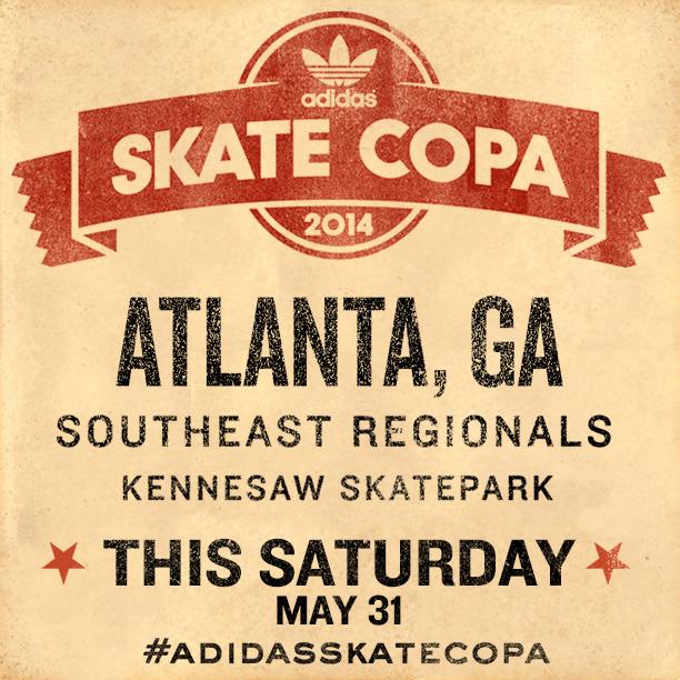 Instagram This - adidas Skate Copa Atlanta