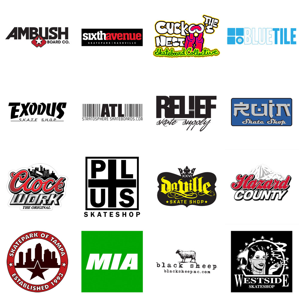 adidas Skate Copa Skateboard Shop Contest