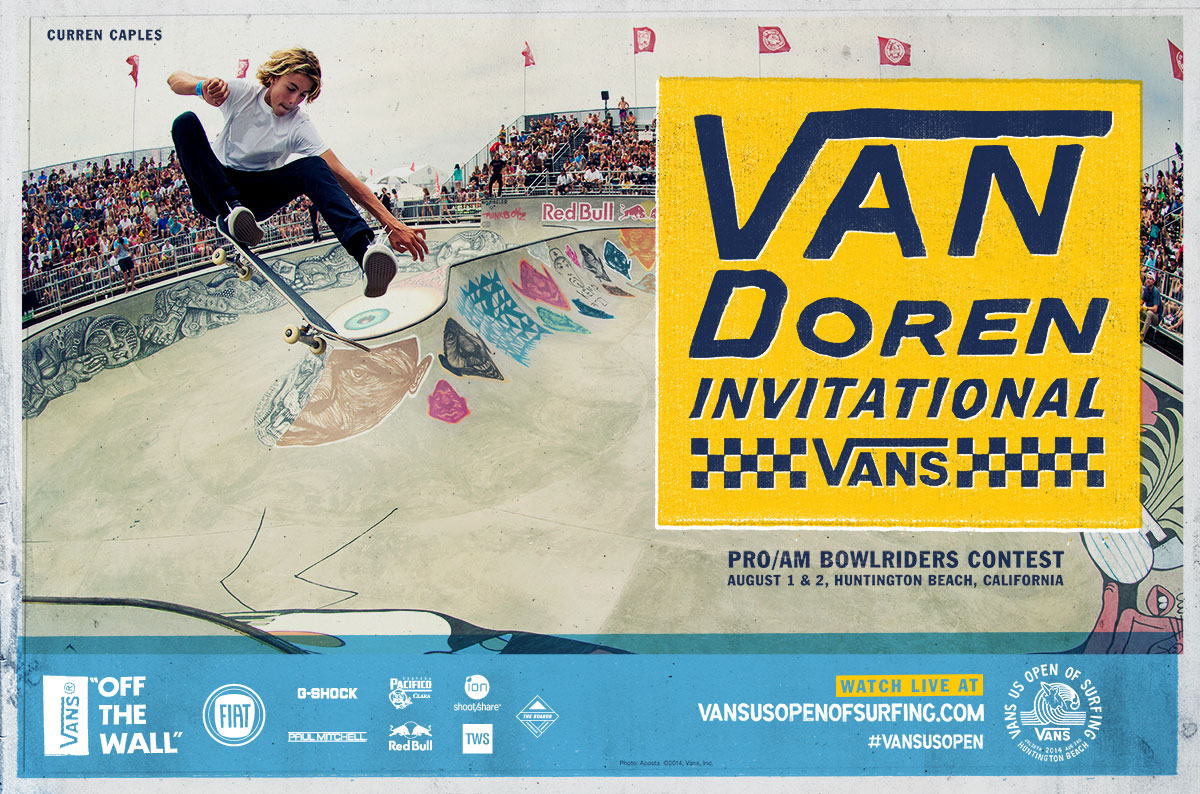 Van Doren Invitational 2014 at US Open