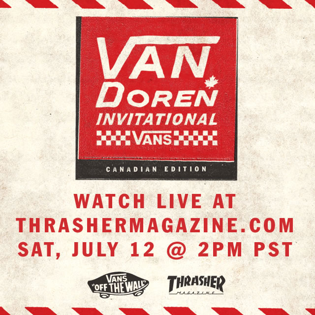 Van Doren Invitational Hastings Live Webcast