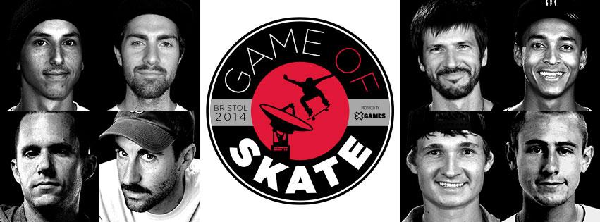 ESPN Game of Skate Bristol 2014