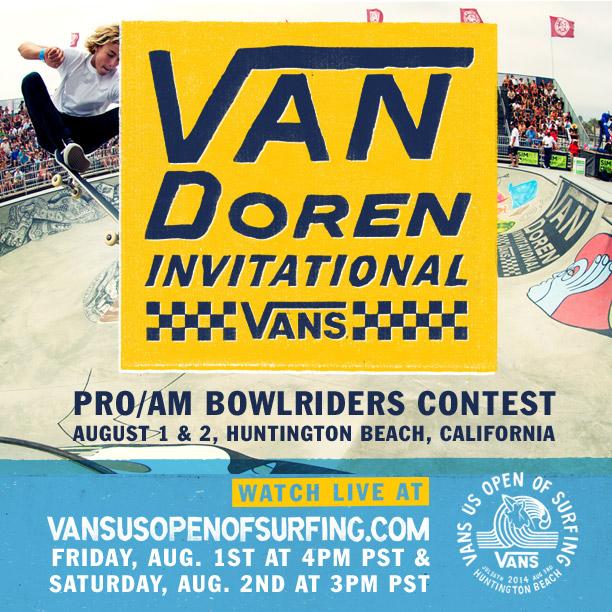 Van Doren Invitational Webcast 2014