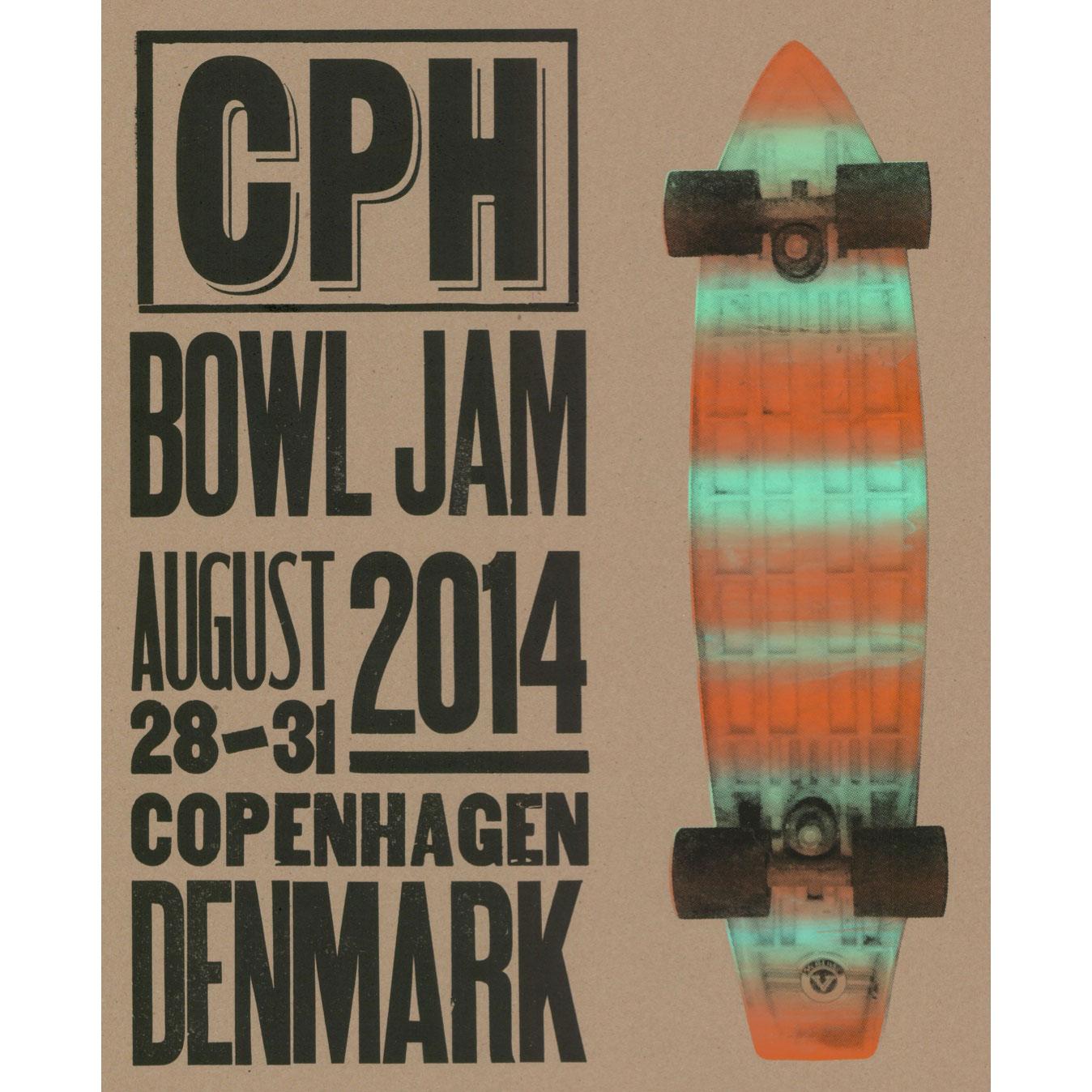 Copenhagen Bowl Jam Instagram