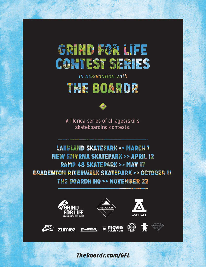 Florida Skateboarding Contest in Bradenton