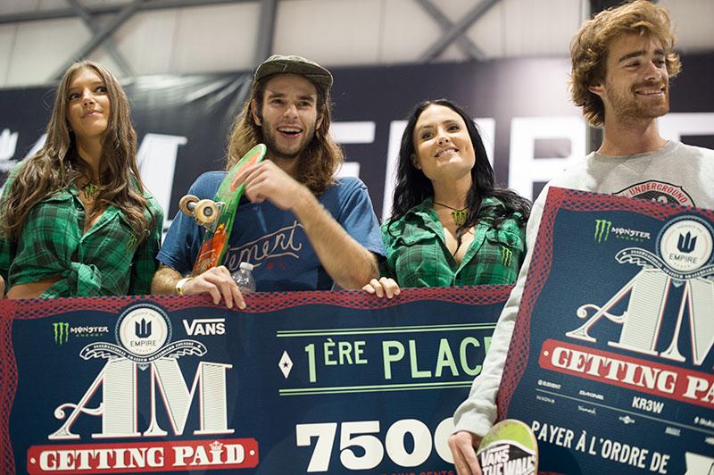 Jon Cos Wins Am Getting Paid 2014