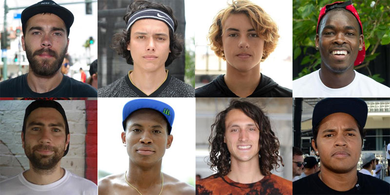 Dew Tour Brooklyn Skaters