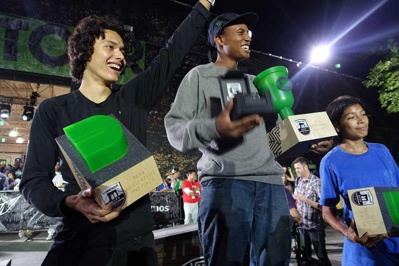 Ishod Wair Wins Dew Tour Brooklyn 2014