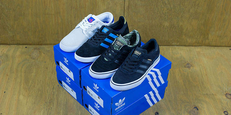 More New adidas Stripes: Busenitz Vulcs and Donnel