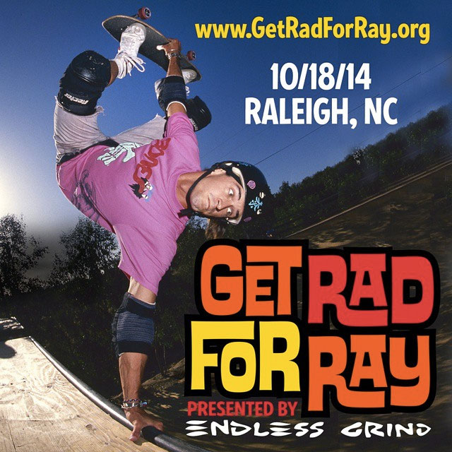 Get Rad for Ray Instagram
