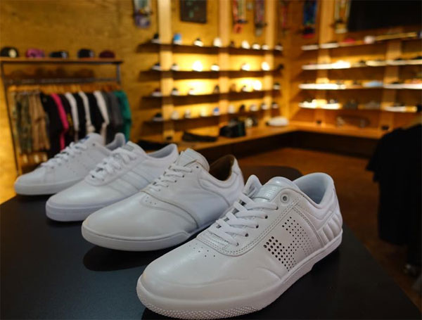 HUF Skateboarding Shoes