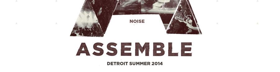 Assemble Detroit