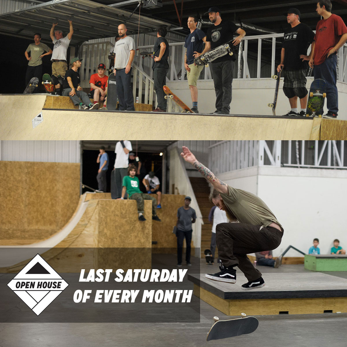 The Boardr Tampa Skateboarding Facility Open House