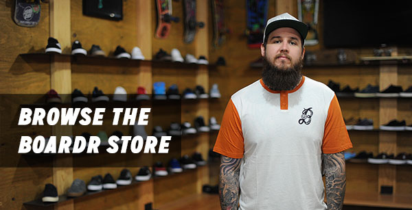 Browse The Boardr Skateboarding Store, Tampa