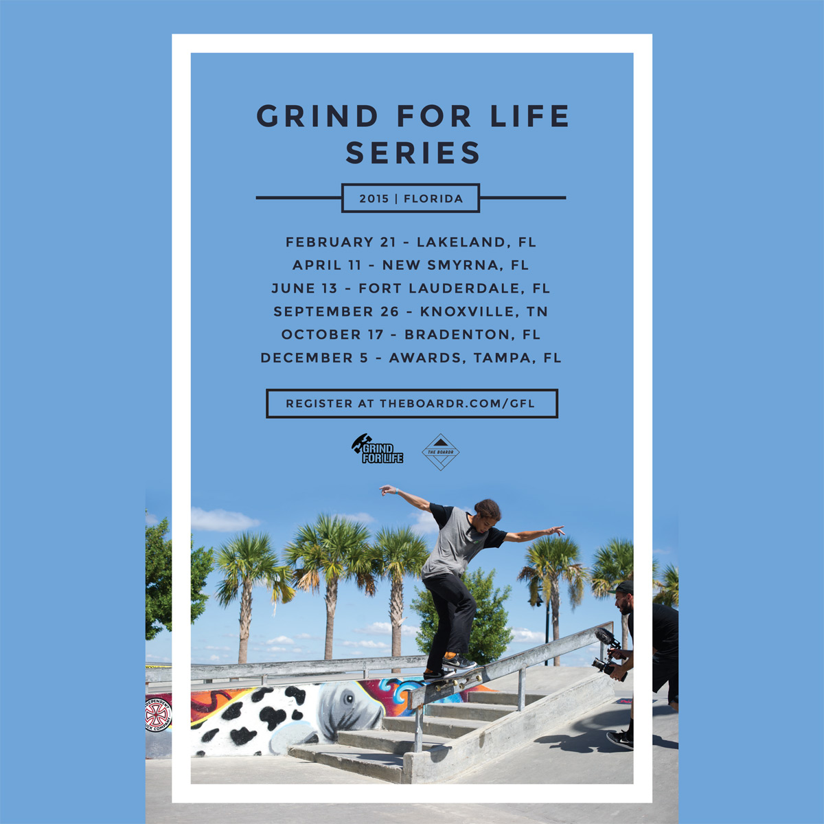 Florida Skateboarding Contest Series: GFL