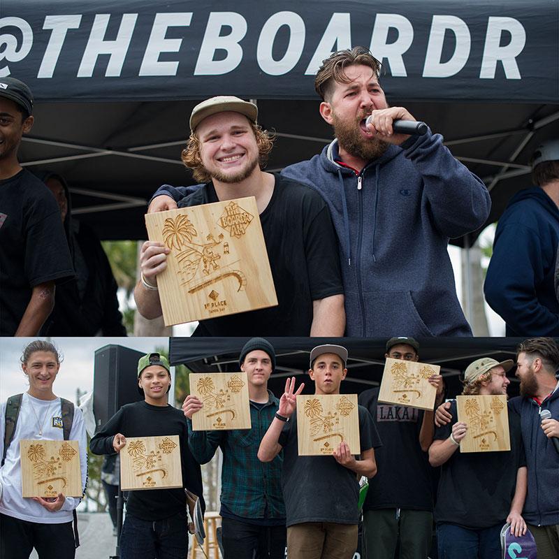 Jamie Foy Wins The Boardr Am Skateboarding Contest
