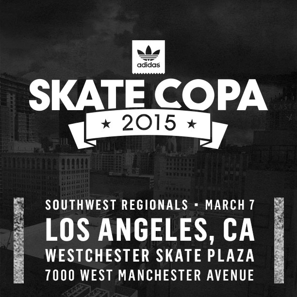 adidas Skate Copa 2015