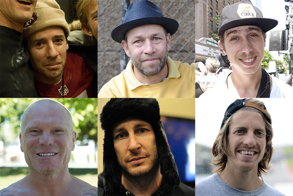 Top Nicknames in Skateboarding