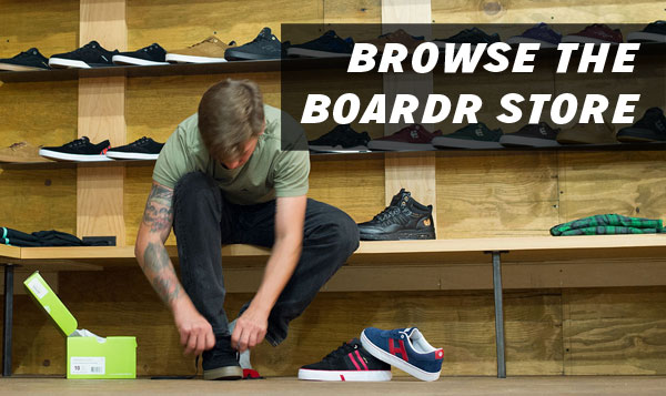 The Boardr Skateboarding and Sneaker Store Tampa