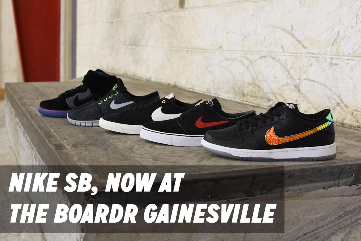 Nike SB Skateboarding Shoes at The Boardr