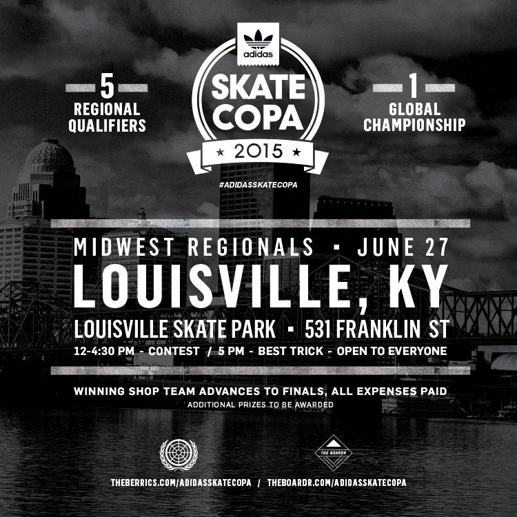 adidas Skate Copa Louisville