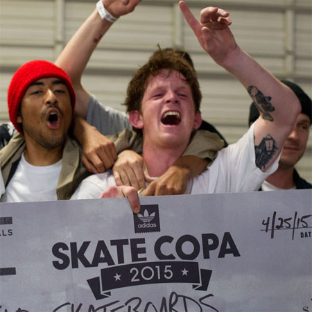Skateboarding Industry Contest Results