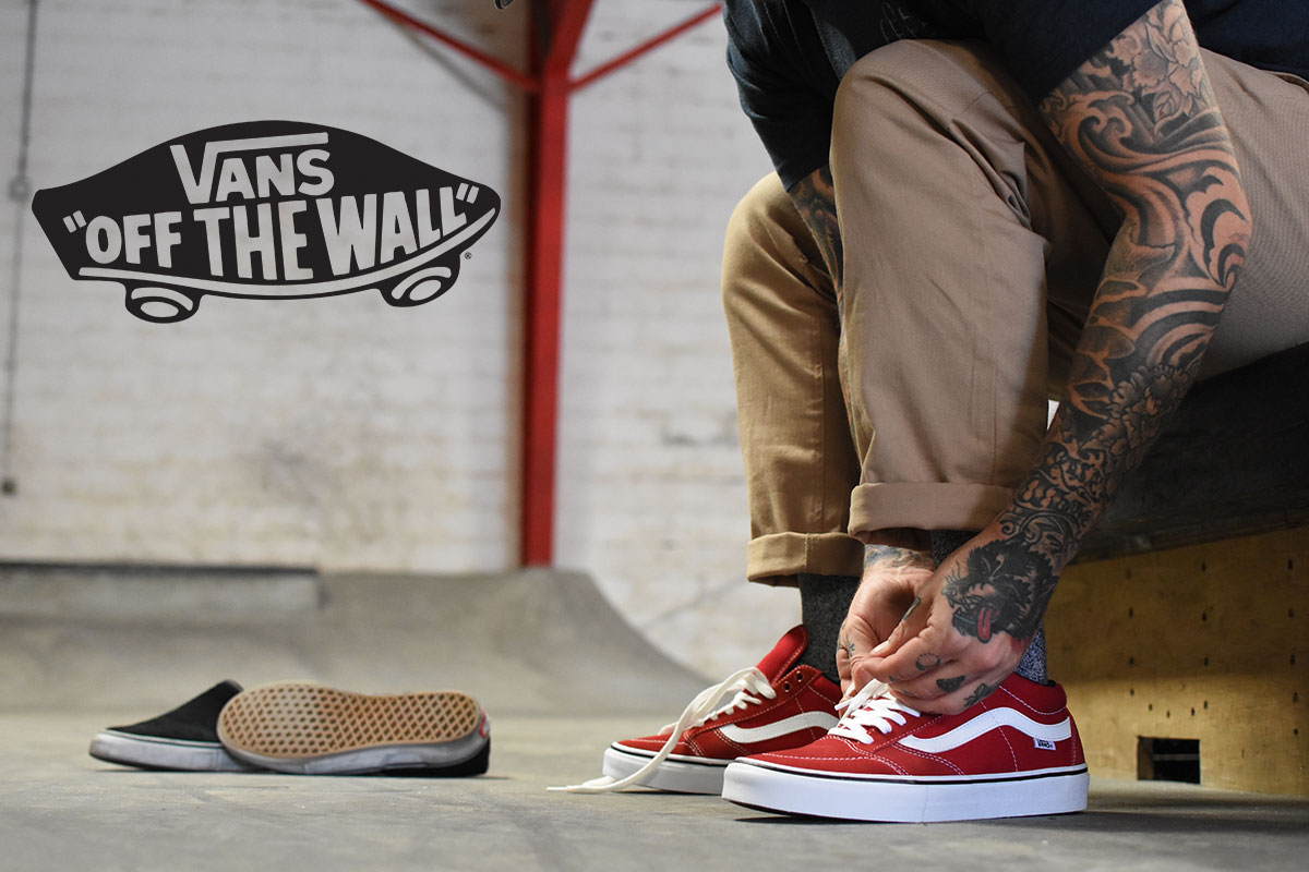 Vans Shoes and Apparel in Stock Now
