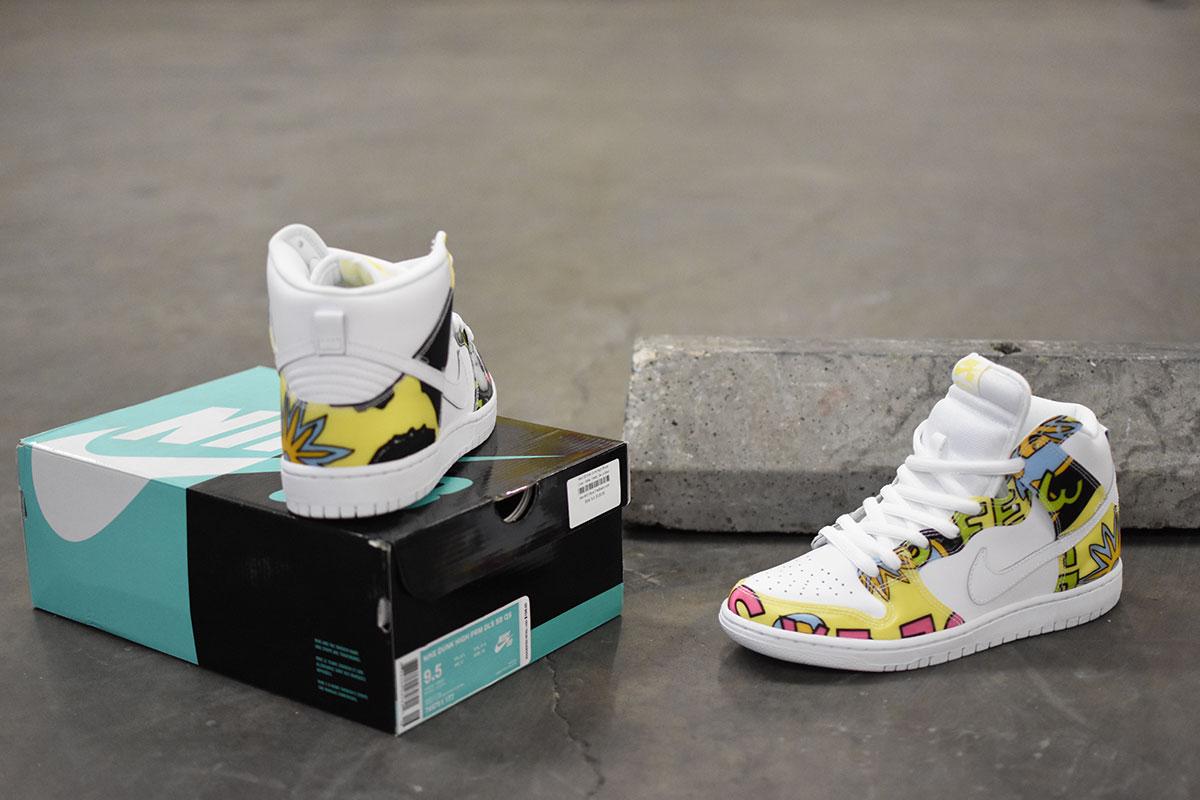 Nike SB Dunk High De La Soul