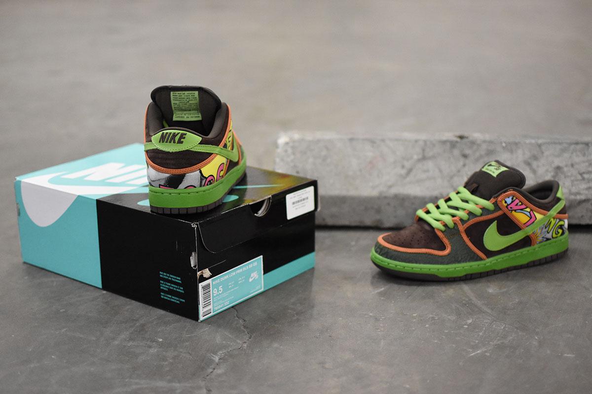 Nike SB Dunk Low De La Soul