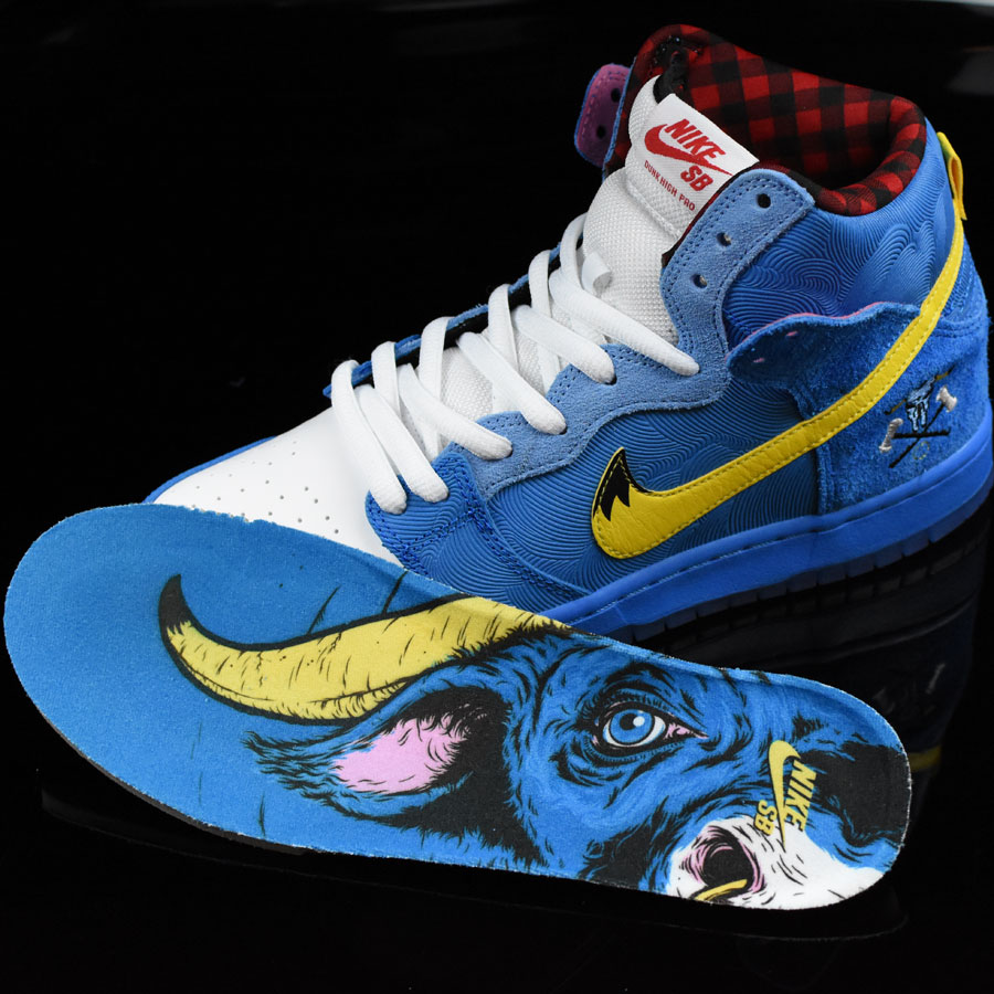premium selection 8cf3a b6def The Boardr - Nike SB Dunk High Familia Available at The ...