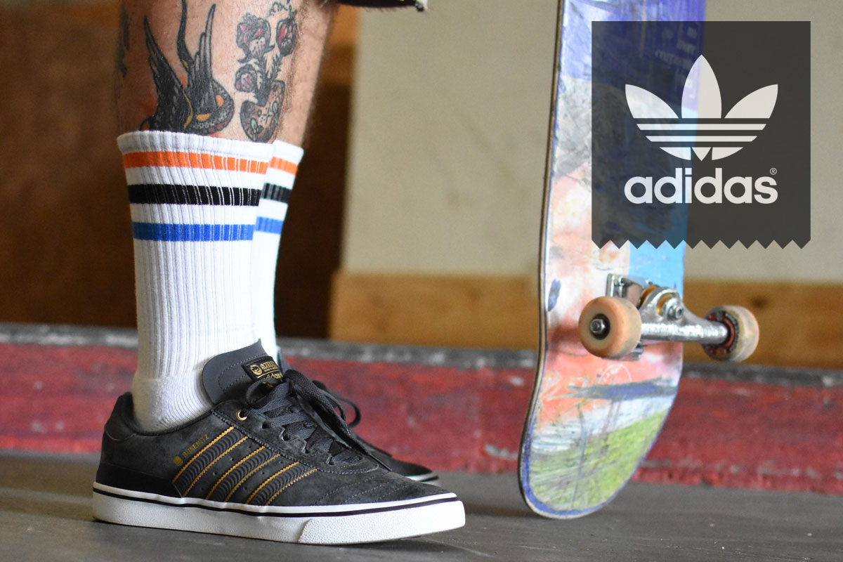 adidas Shoes and Apparel in Stock Now