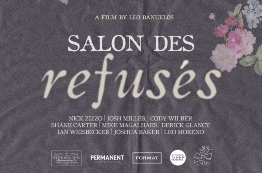 Salon De Refuses Skateboard Video Premiere