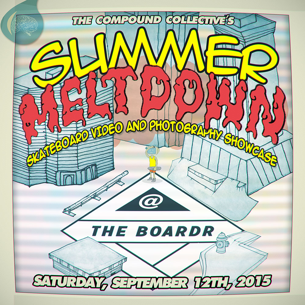 Summer Meltdown Skateboard Video