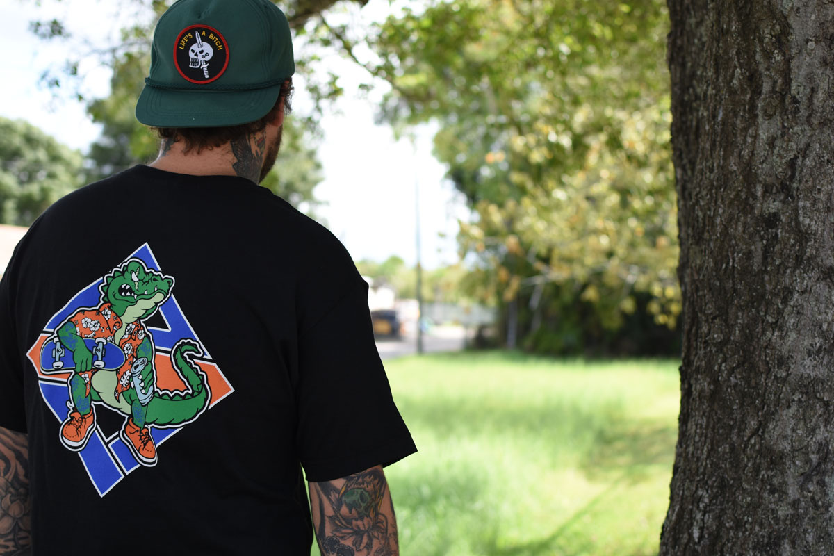 The Boardr Gainesville Shirt in Stock Now