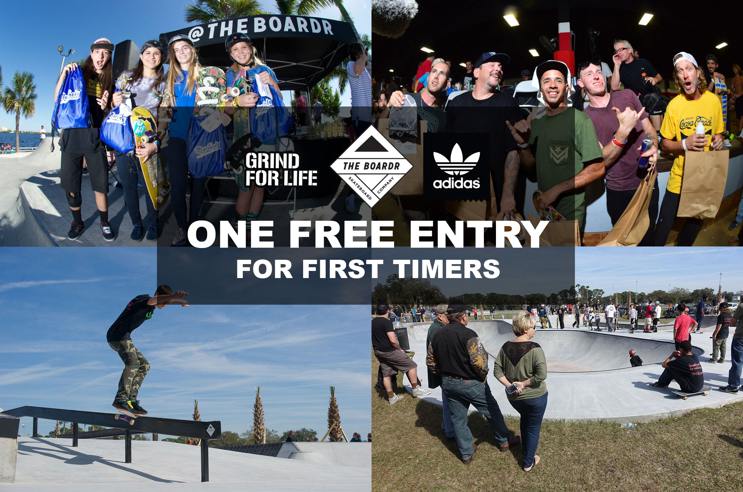 Free Skateboard Contest Florida