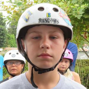 GFL Brandon - Bowl 10 to 12 Division Skateboarding Contest Results