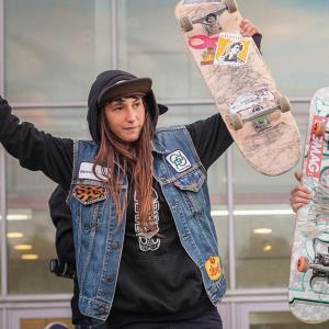 Helsinki Hookup Womens Skateboarding Contest Results