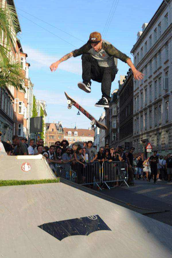 Luan Oliveira 360 Flip In Copenhagen The Boardr