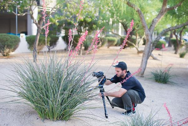 HiDefJoe Artsy Filming in Vegas
