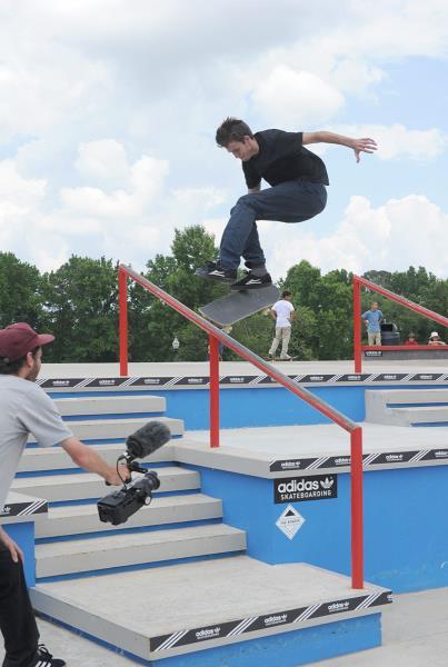 Chad Poore KFFSBS at Skate Copa Atlanta